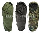 NICE 3 Part Military -40° Modular Sleeping Bag Sleep System w/ Goretex Bivy