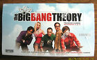THE BIG BANG THEORY SEASONS 3&4 TRADING CARDS FACTORY SEALED BOX