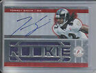 Torrey Smith 2011 Totally Certified ON CARD RC Auto Jersey # 300 Ravens FREE SH