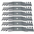 CRAFTSMAN 54 SET OF 6 GATOR BLADES 187255 187254 187256 FITS POULAN HUSQVARNA