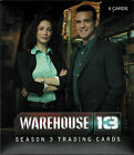 Warehouse 13 Season 3 Factory Sealed Premium Pack Autograph Costume Relic Card