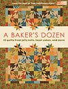 A Baker's Dozen by That Patchwork Place $21.99 FREE US SHIPPING