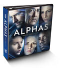 2013 Cryptozoic Alphas Season 1 Trading Cards 11