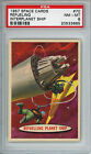 1957 Topps Space Cards #70 Refueling Interplanet Ship PSA 8 NM-MT