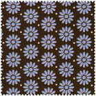 SPX Chocolat by Linda Maron 21424 LAV1 Flowers  Cotton Fabric  FREE US SHIP