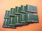 100 GROZ-BECKERT SEWING NEEDLES UY 128 GUS SAN 10 TVX3 SIZE 9 SIZE 8