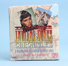 The Young Indiana Jones Chronicles 3D Trading Cards in Unopened Box of 36 Packs