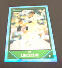 Tim Lincecum Cards, Rookie Cards and Autographed Memorabilia Guide 16