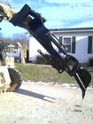 Skid Steer Attachment Backhoe Bobcat John Deere Holland Gehl Cat ASV Takeuchi Ca