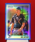 WIL MYERS - 2010 BOWMAN CHROME PROSPECTS BLUE REFRACTOR #BCP117A