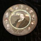 ROYAL DOULTON COLLECTIBLE PORTRAIT PLATE CHARLES DICKENS D6306 SERIESWARE