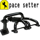 Pace Setter 70-1137 Painted Steel Header 1991-1995 Jeep Wrangler 2.5L 4 Cyl