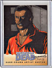 2012 Cryptozoic The Walking Dead Comic Book Trading Cards 30