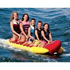 Airhead Jumbo Dog Boat Inflatable Boat Towable Water Tube 1 5 Person hd 5
