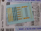 Microscale Decal N 60 1420 Precision National Corporation PNG Leased Diesel