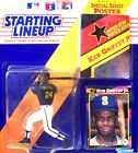 Ken Griffey Jr Starting Lineup Figure/Seattle Mariners/Blue/1992 Kenner Toy