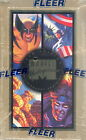 MARVEL MASTERPIECES 1994 FLEER TRADING CARD BOX HILDEBRANDT BROTHERS X-MEN