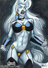 2012 5finity Lady Death Sketch Card Series 2 Trading Cards 14