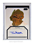 2013 Topps Star Wars Galactic Files 2 Autographs Guide 34
