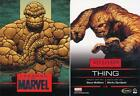 2010-2013 Rittenhouse Legends of Marvel The Thing Set #0212 1939