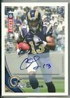 2012 TOPPS KICKOFF CHRIS GIVENS ROOKIE SP AUTO AUTOGRAPH #D 33 160 RAMS