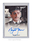 2013 Rittenhouse James Bond Autographs and Relics Trading Cards 23