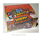 WACKY PACKAGES NEW SERIES 10 FACTORY SEALED HOBBY BOX (24 PACKS)