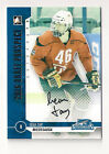 2013 ITG DRAFT PROSPECTS SEAN DAY AUTOGRAPH SILVER VERSION CARD