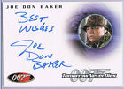 Top 10 James Bond Autographed Trading Cards 13