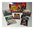 MARS ATTACKS TOPPS INVASION ULTIMATE MINI-MASTER SET WITH EMPTY BOX++