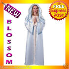 C884 Virgin Mary Mother of Chris Nativity Christmas Fancy Dress Adult Costume