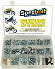 250PC Bolt Kit Suzuki DR-Z400 DRZ400 DRZ 200 250 350 400 650 DR 70 100 110 125