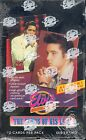 ELVIS SERIES 2 1993 THE RIVER GROUP TRADING CARD BOX WHITE OUTFIT PRAYING HANDS