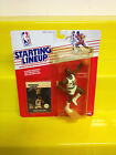 1988 Starting Lineup Moses Malone/Washington Bullets/Peterson High/SLU/Rookie/