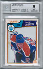 1983 84 OPC O PEE CHEE #29 WAYNE GRETZKY BGS 9 MINT THE GREAT ONE