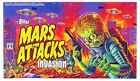 Mars Attacks Invasion Trading Cards Box (Topps 2013)