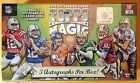 2013 Topps Magic Football HOBBY Box Factory Sealed 3 Autographs QTY Discount