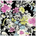 Studio E Flori-Logic SEF2178 99 BTY Cotton Fabric FREE US SHIPPING