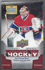 UPPER DECK 2013-14 SERIES 1 SEALED HOCKEY HOBBY BOX CASE