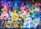 Tenyo Japan Jigsaw Puzzle D-2000-607 Disney Brilliant Dream (2000 Pieces)