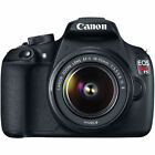 Canon EOS Rebel T5  Digital SLR 18MP Camera with EF-S 18-55mm IS II Lens New USA