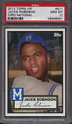 2012 TOPPS VIP 411 JACKIE ROBINSON 33RD NATIONAL PSA 10 Dodgers