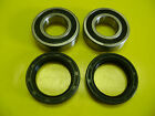 FRONT WHEEL BEARING (17X35X10) & SEAL KIT FITS LISTED KTM MOTORCYCLES KIT 207
