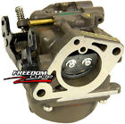 HONDA BF15 BF 15 SERIES OUTBOARD BOAT MOTOR ENGINE CARBURETOR 16100 ZV4 D22 NEW