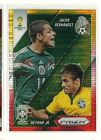 2014 Panini Prizm World Cup Soccer Cards 14