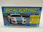 Scalextric White GT Lightning Super Resistant 1/32 Scale Slot Car C3476