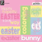 Pebbles Inc EASTER Sampler Stickers Scrapbooking Cardmaking Paper Crafts