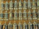 Vintage RCA 12AU7A PLATINUM GRADE Clear Top Preamp Tubes Matched Pair 6189 5814