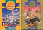 DISNEYLAND 40 YEARS OF ADVENTURES 1995 FACTORY CARD SET & CARD #41 DY BASE