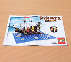 LEGO ® Game 3848 Pirate Plank Game - Instruction Manual Only